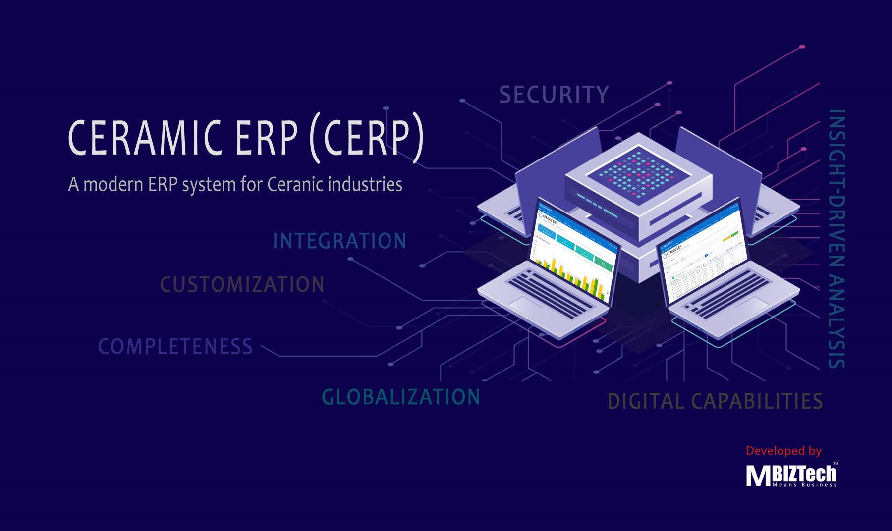 Ceramic ERP