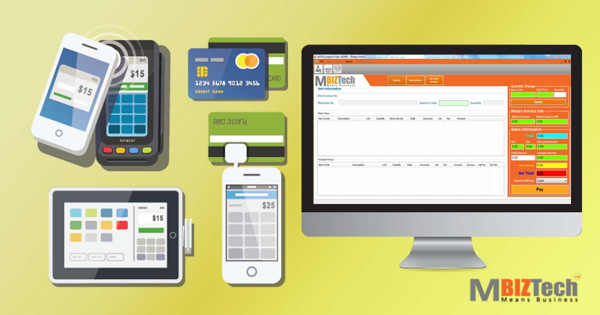Point of Sale (M POS)